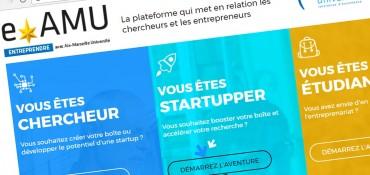 Le site Entreprendre