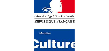 Logo du ministère de la culture utilisé pour illustrer l'article sur le programme d'incubation de l'incubateur Belle de Mai